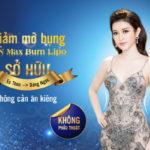 Max Burn Lipo 2020: Giảm mỡ bụng không phẫu thuật – Có ngay Eo thon dáng ngọc