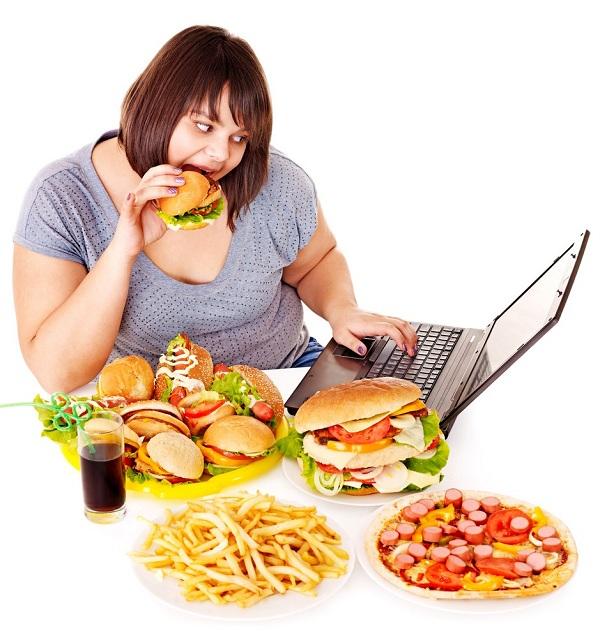 Bệnh béo phì và tác hại của việc tăng cân nặng rất nguy hiểm