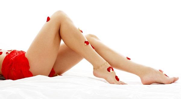 tẩy lông chân bằng mỡ trăn