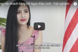 Video khách hàng Đỗ Ngọc Kiều Linh – Giảm béo toàn thân tại Nevada