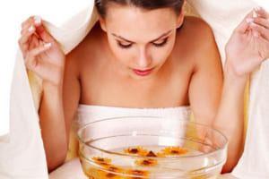 Cách xông hơi giảm béo mặt bằng muối tại nhà tiện lợi, hiệu quả