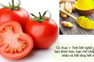 Cách tẩy lông nách bằng cà chua triệt sạch 99% chỉ trong vài tuần