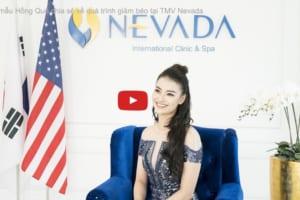 Bất ngờ với chia sẻ của siêu mẫu Hồng Quế về quá trình giảm béo tại TMV Nevada