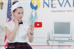 MC Huyền Châu chia sẻ cảm nhận sau khi sử dụng CN nâng cơ Ultherapy