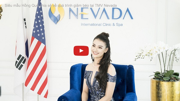Siêu mẫu Hồng Quế chia sẻ về quá trình giảm béo tại Nevada