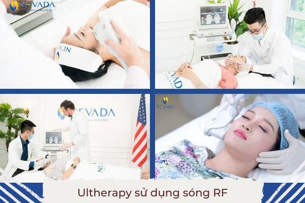 máy ultherapy chính hãng