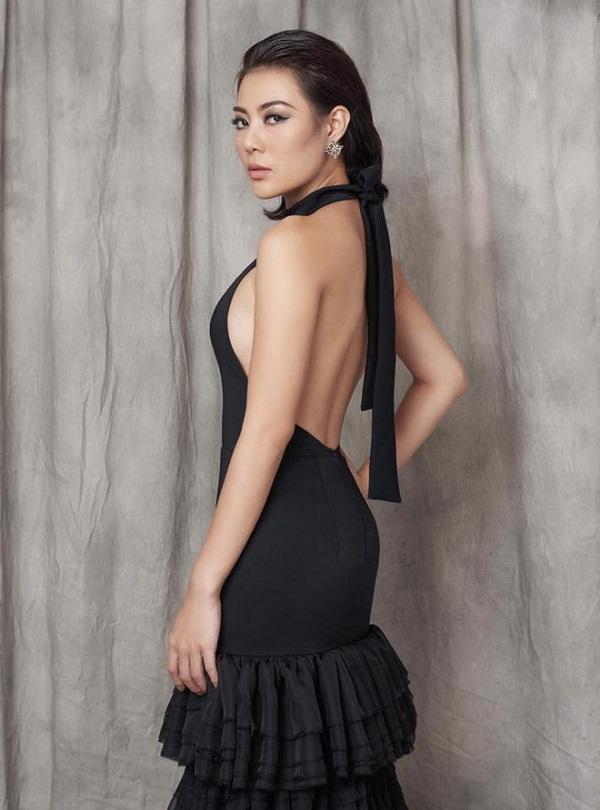 Thanh Hương sở hữu body sexy, quyến rũ