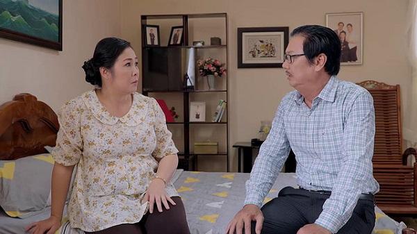 """Nghệ sĩ Mai Huỳnh trong bộ phim """"Gạo nếp gạo tẻ"""" đang được khán giả săn đón"""