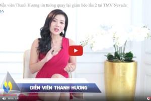 Diễn viên Thanh Hương tin tưởng quay lại giảm béo lần 2 tại TMV Nevada