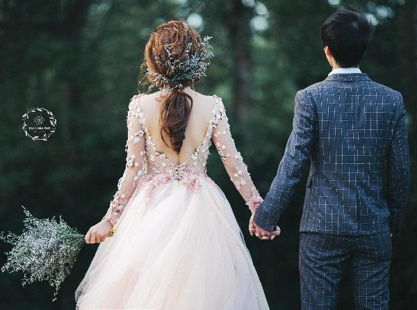"""""""Ngày em mặc váy cưới và làm cô dâu của anh sẽ là ngày em đẹp nhất""""(Ảnh minh họa)"""