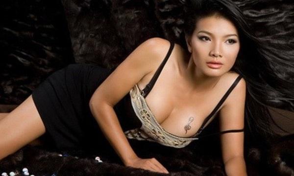 Diễn viên Kiều Trinh từng sở hữu thân hình nóng bỏng, sexy