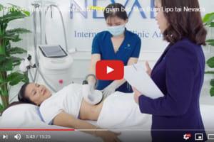 Diễn viên Kiều Trinh giảm béo cấp tốc Max Burn Lipo tại TMV Nevada