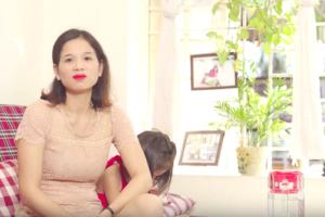 Xúc động câu chuyện giảm cân đầy gian khổ với cái kết bất ngờ của bà mẹ đơn thân