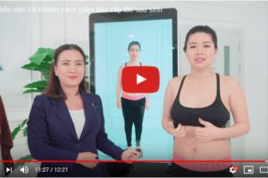 Học lỏm bí quyết giảm béo sau sinh gây sốt của diễn viên Lê Khánh