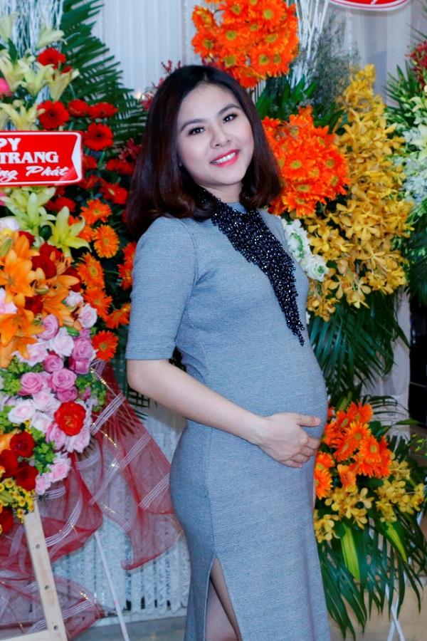 Vân Trang giảm béo