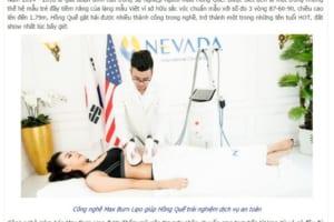 Báo chí đánh giá như thế nào về công nghệ giảm béo Max Burn Lipo