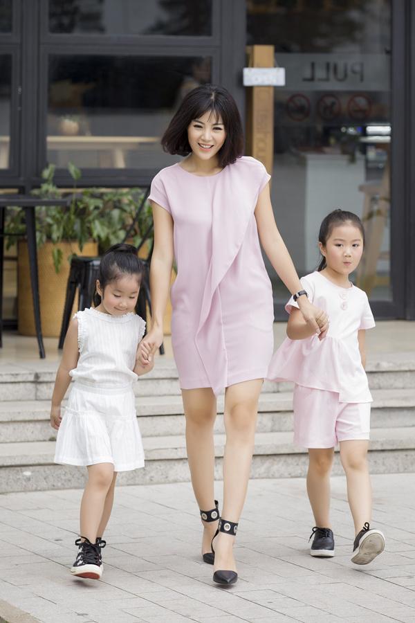 Thanh Hương giảm béo
