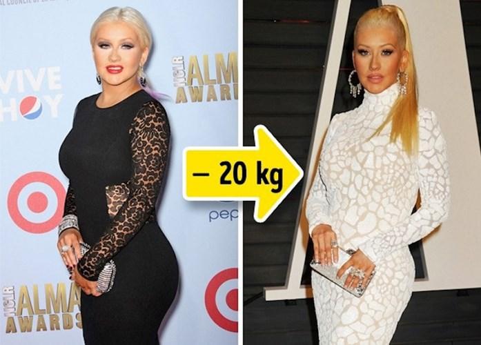 chế độ, bí quyết, cách giảm cân nhanh như của các sao hollywood giảm cân để đóng phim, sau sinh