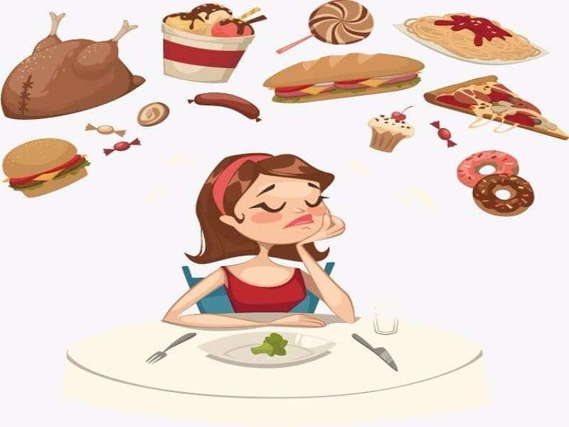 lưu ý sau khi giảm cân