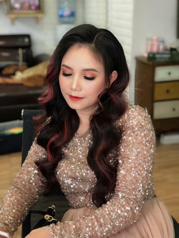 diễn viên Hoàng Yến giảm béo