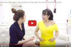Ốc Thanh Vân chia sẻ địa chỉ giảm béo uy tín cho các mẹ sau sinh