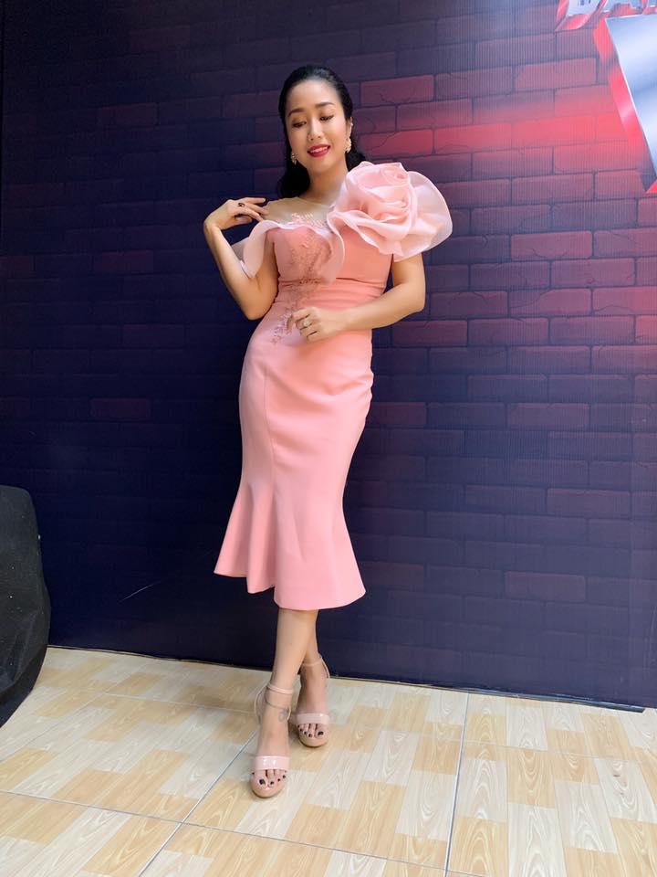 Ốc Thanh Vân giảm cân
