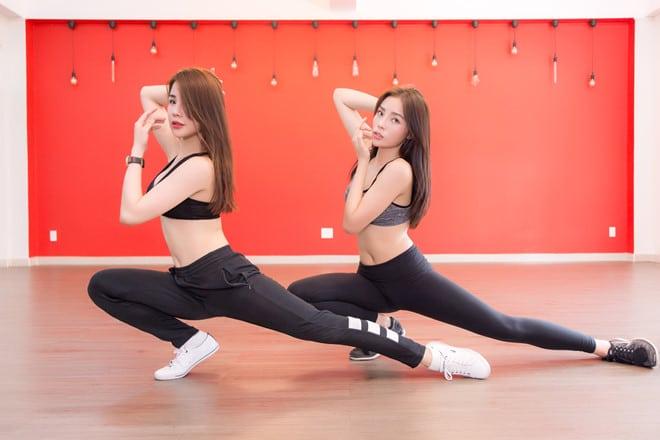 Múa đương đại là bài tập nhảy giảm cân cực kì hiệu quả
