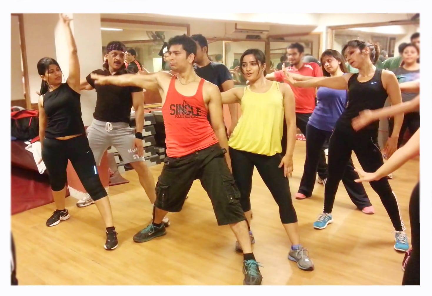 Những bài tập aerobic giảm cân hiệu quả vô cùng