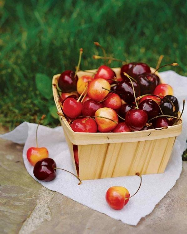 Ăn cherry có giảm cân không, calo trong cherry, cherry bao nhiêu calories, cherry bao nhiêu calo, calo trong trái cherry