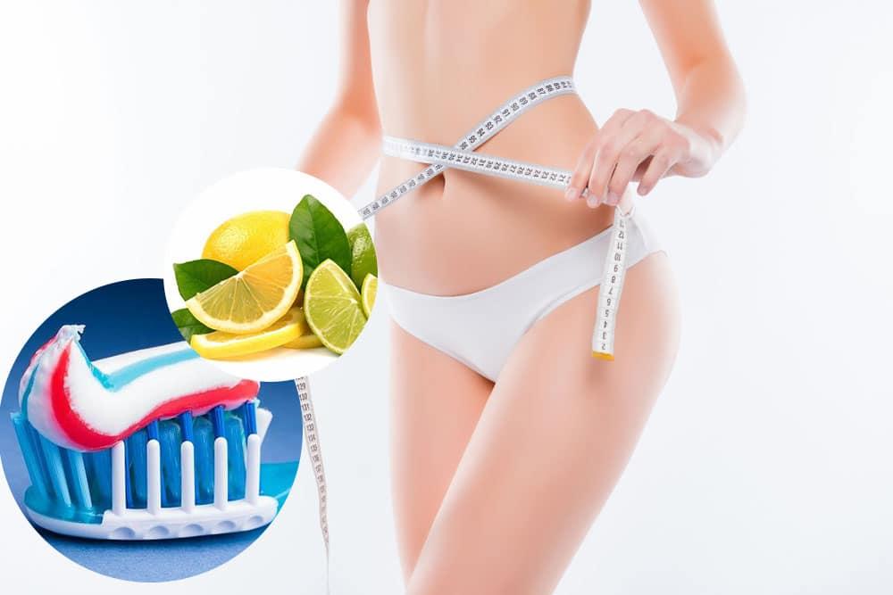 cách giảm mỡ bụng bằng gừng và kem đánh răng, cách làm kem tan mỡ bụng bằng kem đánh răng, giảm mỡ bụng bằng kem đánh răng, cách giảm mỡ bụng bằng kem đánh răng