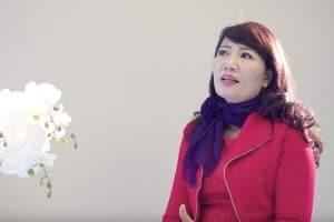 Cô chủ salon tóc bày cách giảm cân hồi dáng để luôn tự tin với khách hàng