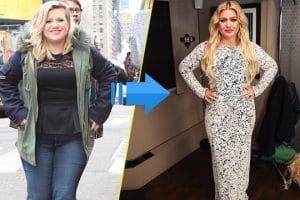 Chế độ giảm cân Lectin – Free có tốt không khi giúp cô nàng Kelly Clarkson giảm tới 17 kg