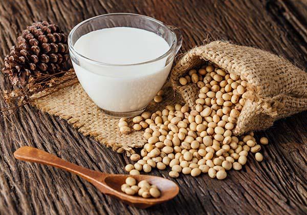 Lưu ý khi sử dụng sữa đậu nành giảm cân