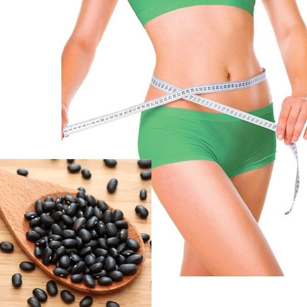 Uống nước đậu đen có giảm cân không