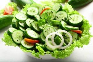 Cách làm Salad dưa chuột giảm cân tại nhà đơn giản mà hiệu quả chị em nên áp dụng