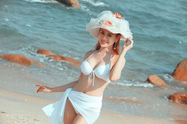 Lâm Khánh Chi giảm béo