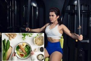 Chế độ ăn giảm mỡ cho nữ tập gym, giúp tăng cơ giảm cân nhanh hơn