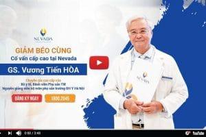 Giảm béo cùng cố vấn cao cấp tại Nevada: Giáo sư Vương Tiến Hòa