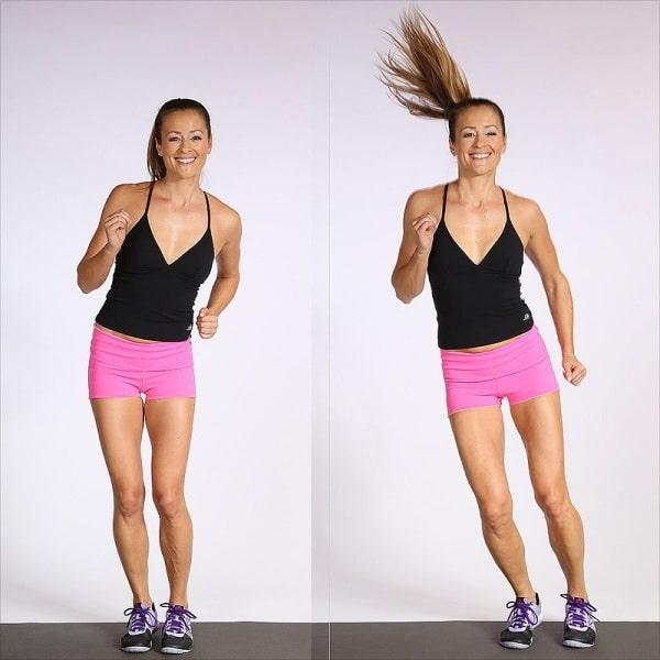 Bài tập aerobic giảm mỡ bụng dưới