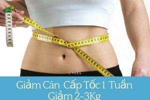 Cách giảm mỡ bụng cấp tốc trong 1 tuần hiệu quả phổ biến nhất hiện nay