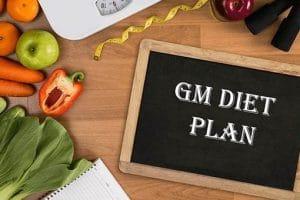 Chế độ giảm cân Gm Diet và những điều cần biết khi giảm cân tại nhà