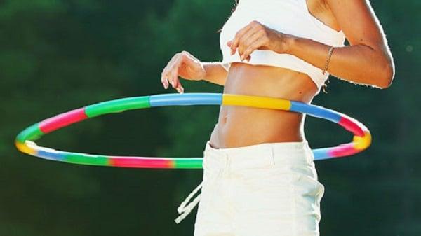 Lắc vòng có giảm mỡ bụng dưới không