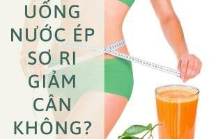 Nước ép sơ ri có giảm cân không? Đánh bay mỡ thừa hay chỉ là lời đồn?