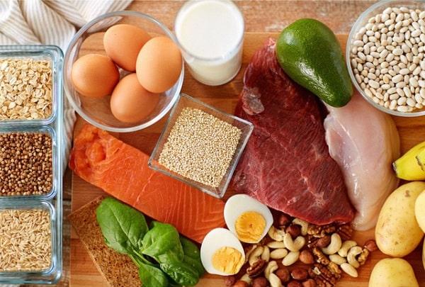 ăn gì để giảm cân trước, sau khi đi tập thể hình, gym xong về nên cần ăn gì để giảm cân nên ăn gì