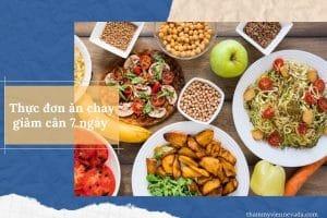 Ăn chay giảm cân không? Thực đơn ăn chay giảm cân giúp thon dáng đẹp da