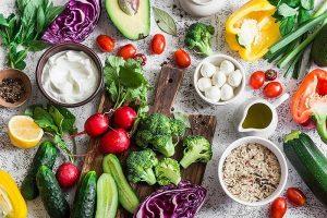 Thực đơn ăn chay giảm cân 7 ngày thon dáng đẹp da