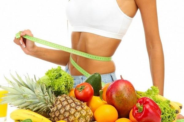 bí quyết ăn nhiều mà không béo bụng