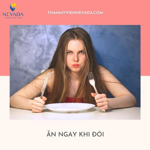 làm sao để ăn nhiều mà không béo bụng, cách ăn mà không béo bụng, cách ăn không tích mỡ bụng, Cách an không tích mỡ bụng, Cách ăn để bụng không to