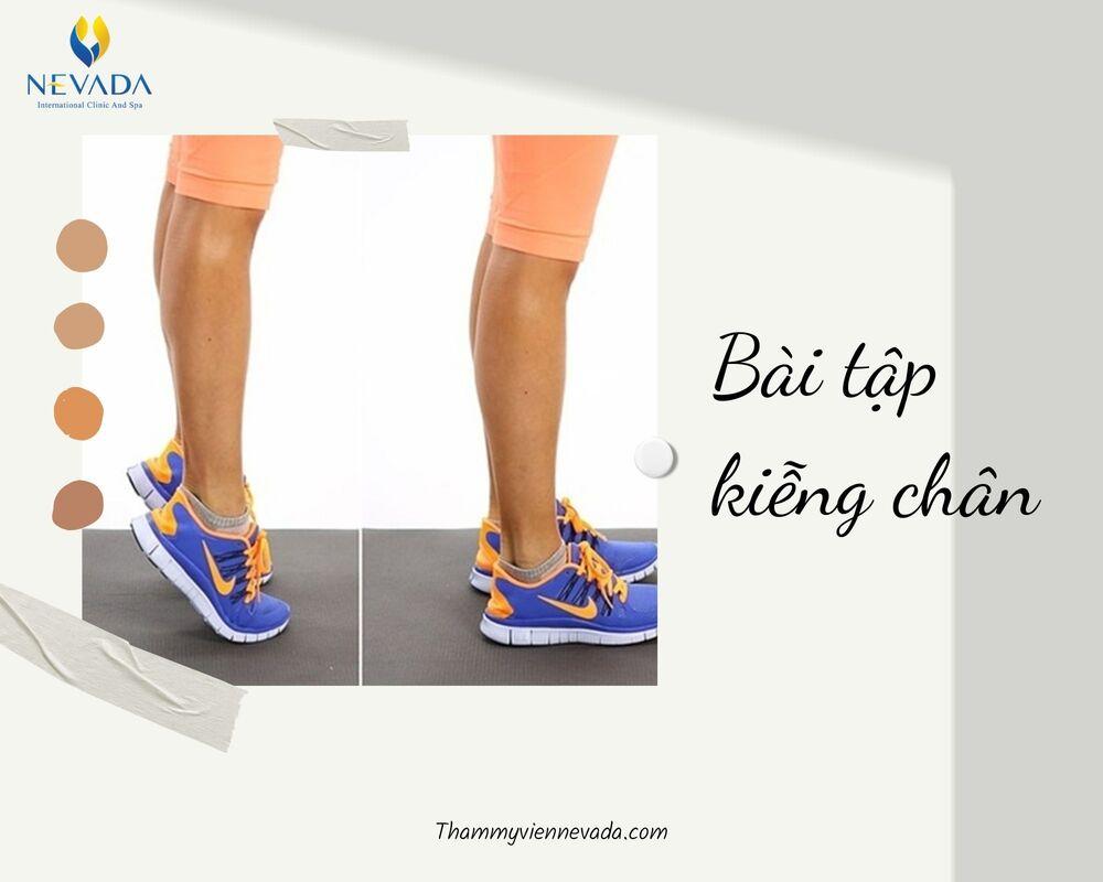 giảm mỡ bắp chân cấp tốc có hiệu quả nhanh nhất