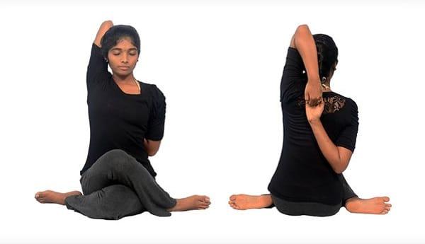 Cách giảm mỡ vai và lưng, giảm mỡ vai và lưng